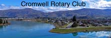 Rotary Club of Cromwell Banner